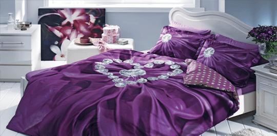 Купить постельное белье в Черкассах с 3D принтом