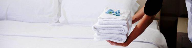 Огромный выбор текстиля для гостиниц оптом в Херсоне, цена которая Вас приятно удивит
