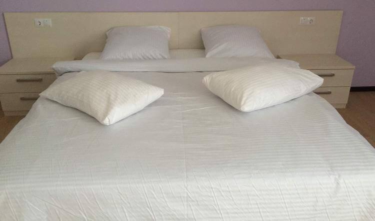Лучшая цена текстиля для гостиниц в Запорожье позволит обеспечить качественным постельным бельём