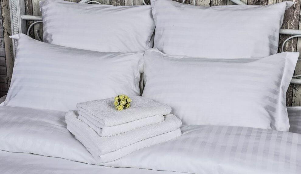 Лучшая цена текстиля для гостиниц оптом в Виннице
