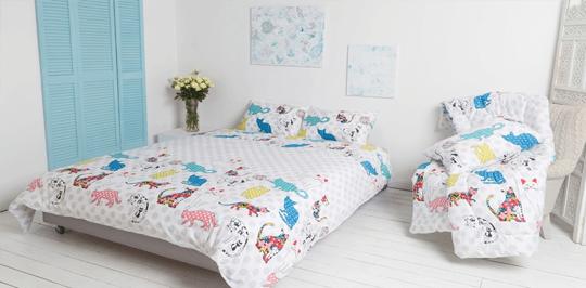 Возможность выгодно купить постельное белье для гостиниц и отелей в Украине
