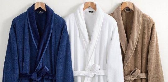 В магазине Sweet home Вы можете купить халаты для гостиниц