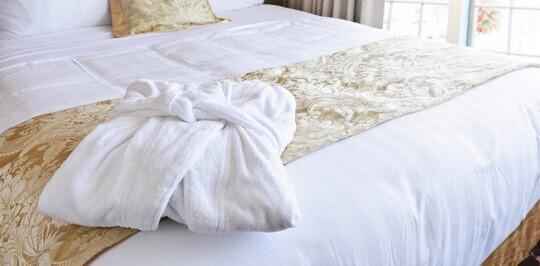 Как сохранить замечательный вид халатов для гостиниц на долгое время?