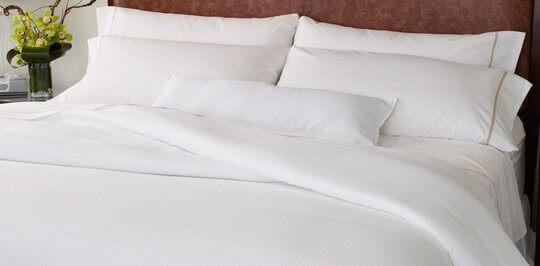 Отличия постельного белья для гостиниц и отелей от обычного