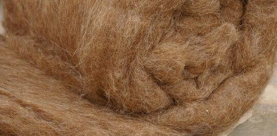 Подушка для сна с наполнителем шерсть в интернет-магазине Sweet home