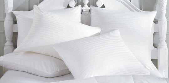 Синтетические и натуральные наполнители подушек для гостиниц и отелей: какие лучше?