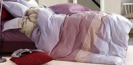 Сатиновое постельное бельё и отличный выбор простыней, пододеяльников и наволочек в магазине Sweet home
