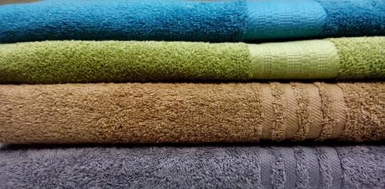 Купить махровые изделия в Одессе оптом: полотенца по цене производителя