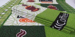 Популярность вафельных полотенец в простоте и особенностях ткани