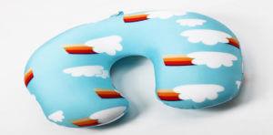 Дорожные подушки для взрослых и детей