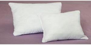 Шехлы для подушек с наполнителями с гречневой лусги бывают разные. Главное, это сердцевина, которая отлично справляется с поставленными задачами и служит до 5 лет.