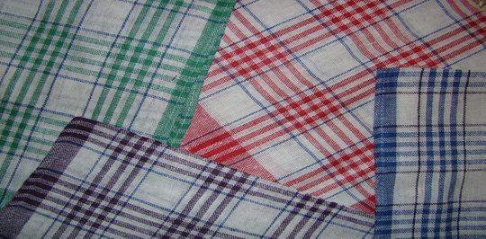 Секрет популярности льняных полотенец кроется в их простоте и функциональности ткани.
