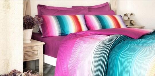 Влияние цвета постельного белья на спокойный сон человека