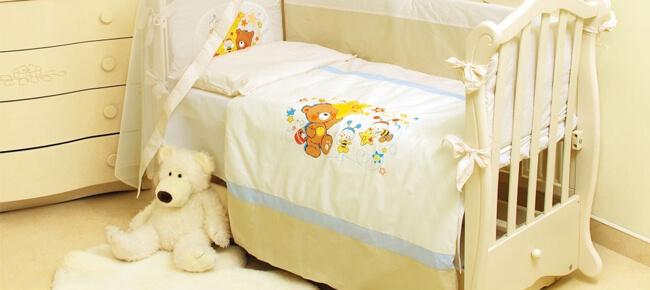 Детская постель. Маркетинговый ход или необходимость