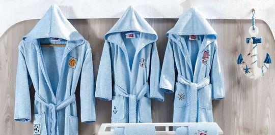 Махровый халат – признак домашней роскоши