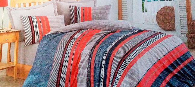 Идеально чистое и яркое. Как стирать постельное и сохранить его раскраски.