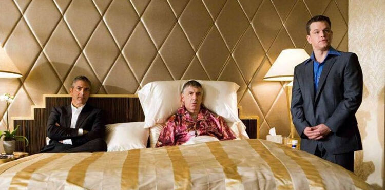 Известные актеры и их постельное белье
