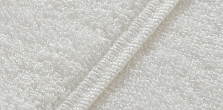 Текстура полотенца из бамбука