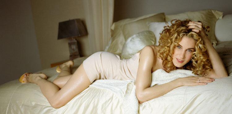 Сара Джессика Паркер и её предпочтения относительно постельного белья