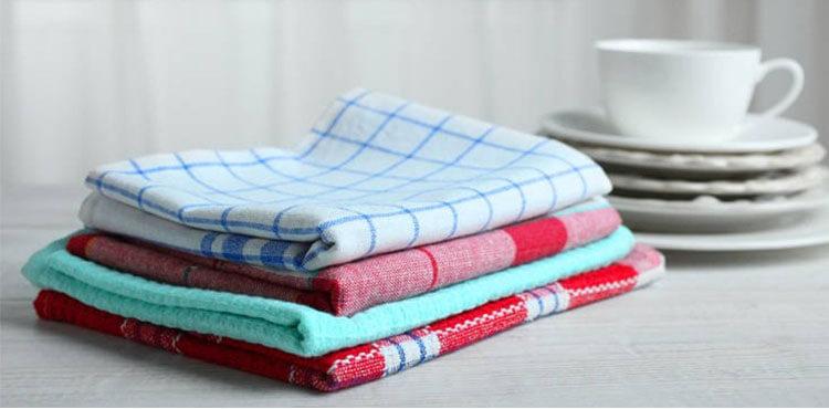 Кухонные полотенца: как выбрать ткань?