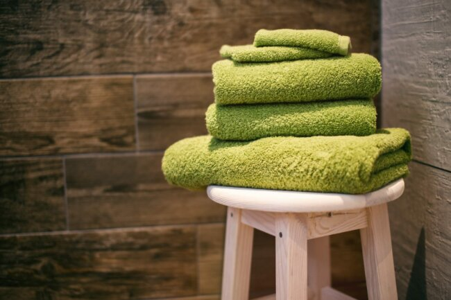 Как сохранить махровые полотенца. Секреты ухода, хранения, использования