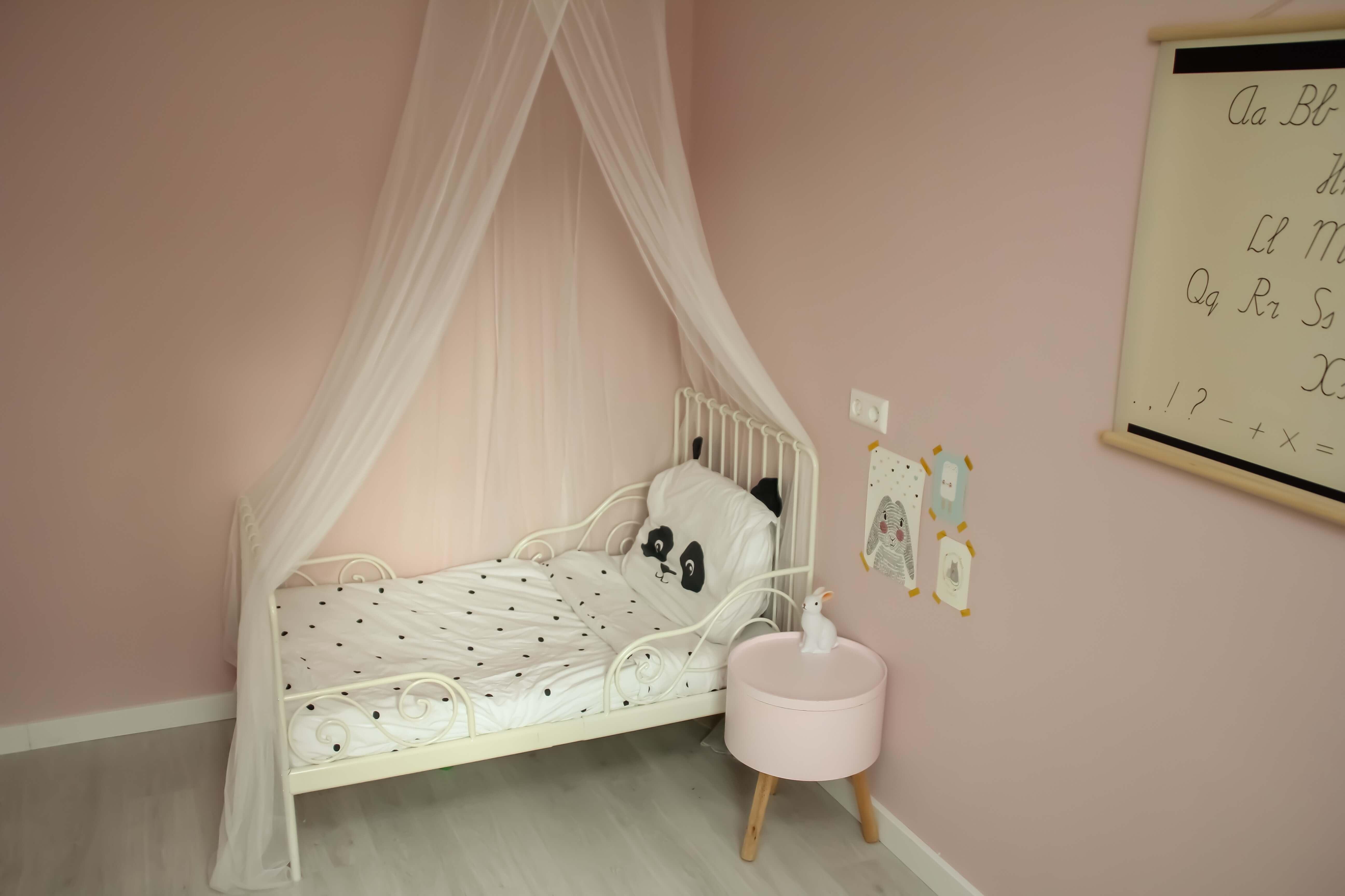 Детская комната. Чего не должно быть